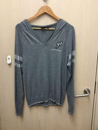 Armani Exchange mens knitted top