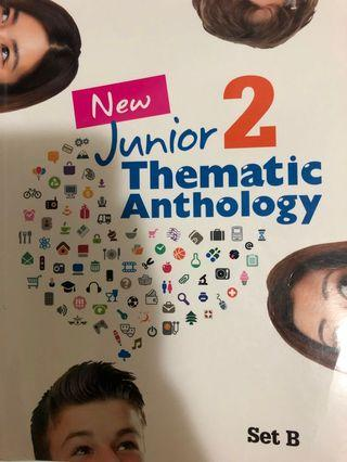 New junior 2Thematic anthology
