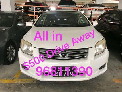 Toyota Corolla Axio 1.5 Auto