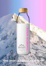🚚 Evian x Virgil Abloh SOMA Bottle
