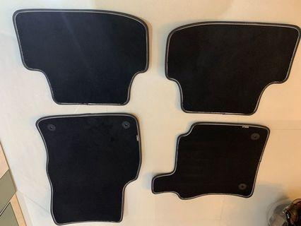 Volkswagen golf original car mat superb condition