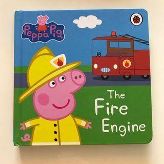 Peppa pig The Fire Engine