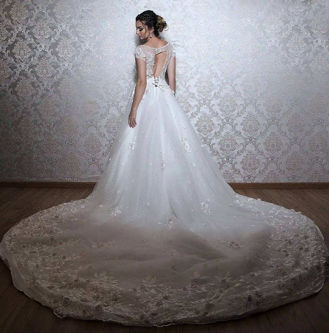 $200 bring your own bag wedding gown dress sales