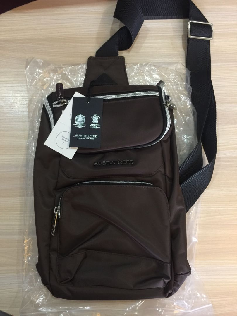 Austin Reed Sling Bag Men S Fashion Bags Wallets Sling Bags On Carousell