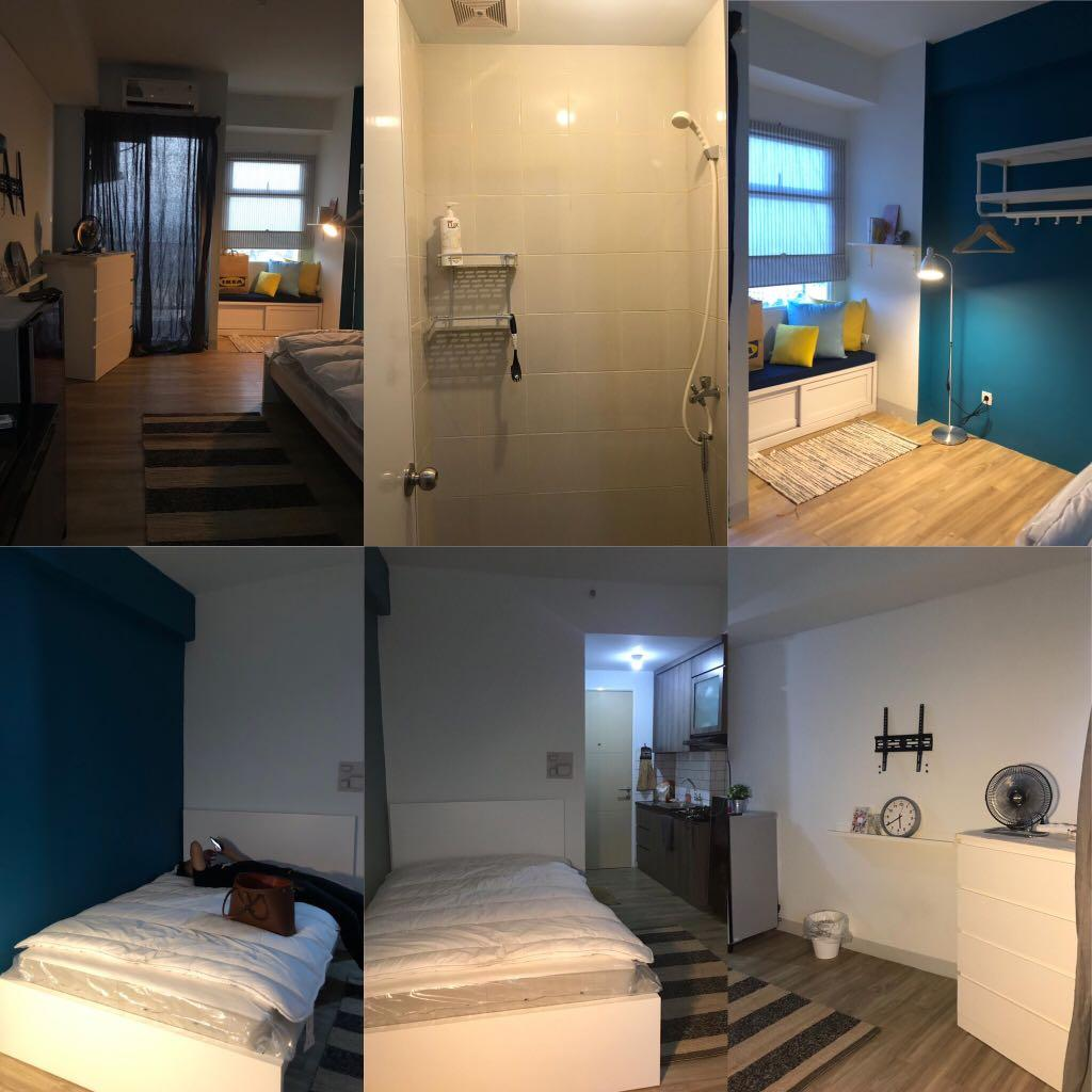 Ayodhya Apartemen - Studio. Full IKEA Furnished