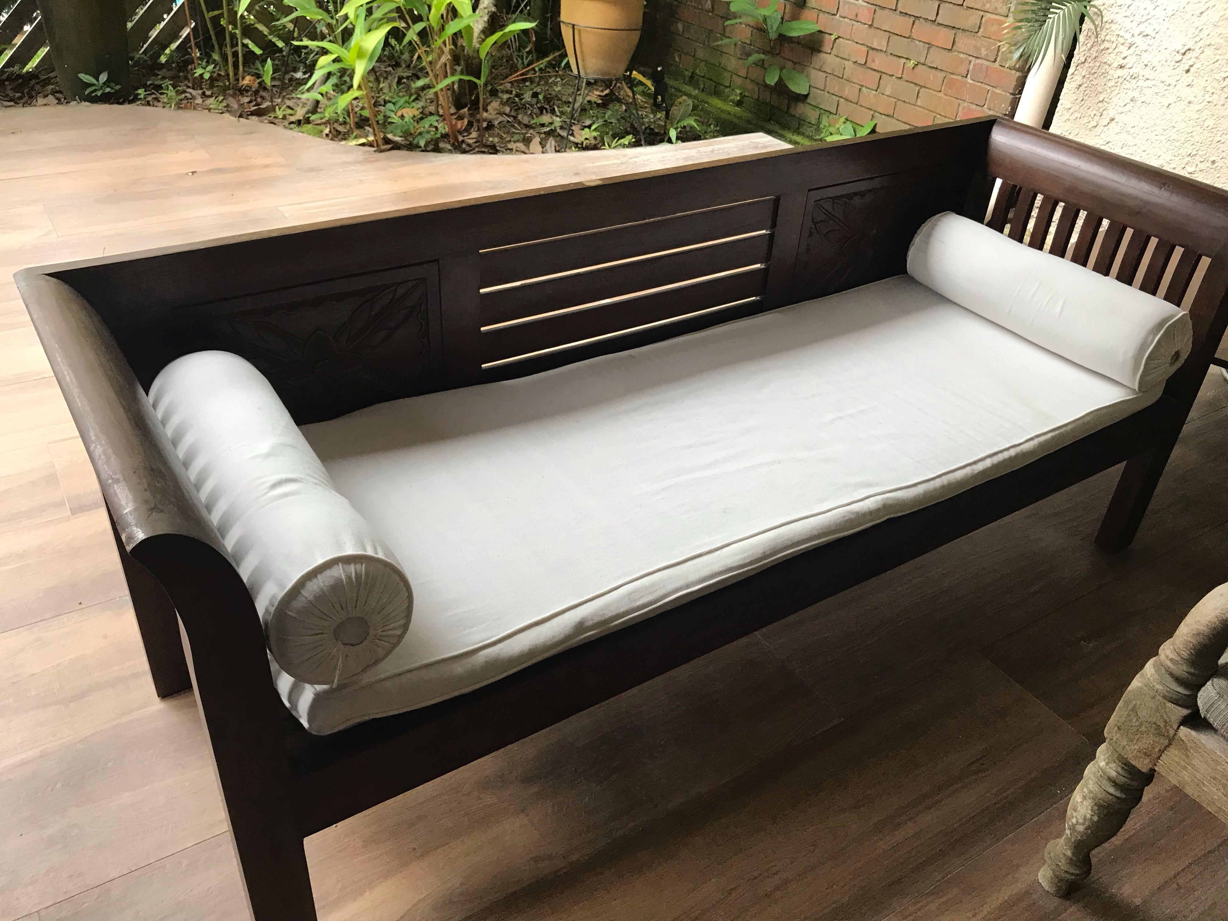 Picture of: Balinese Day Bed Furniture Others On Carousell