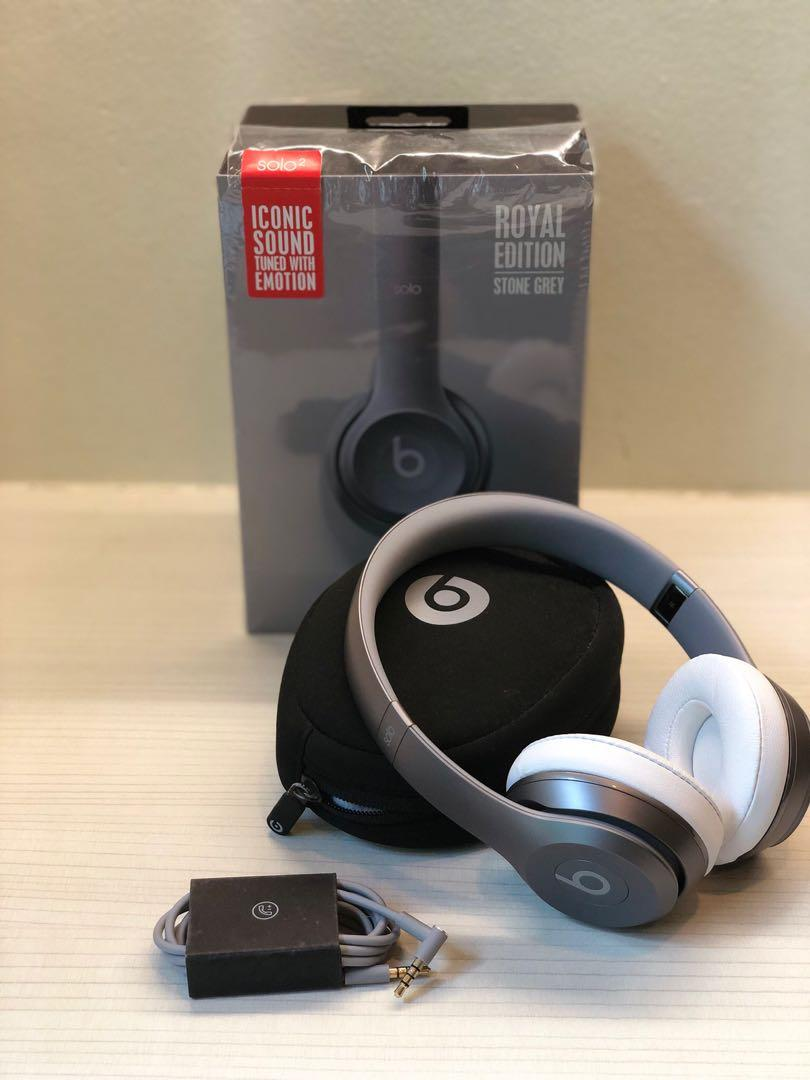 Beats Solo 2 Wired Headphones Electronics Audio On Carousell