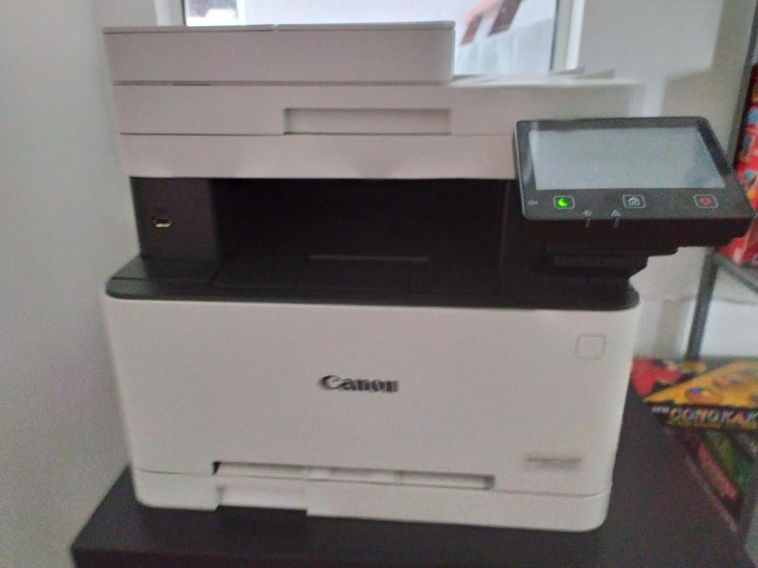 Canon MF635C 3 in 1 Printer Scanner and Photocopier