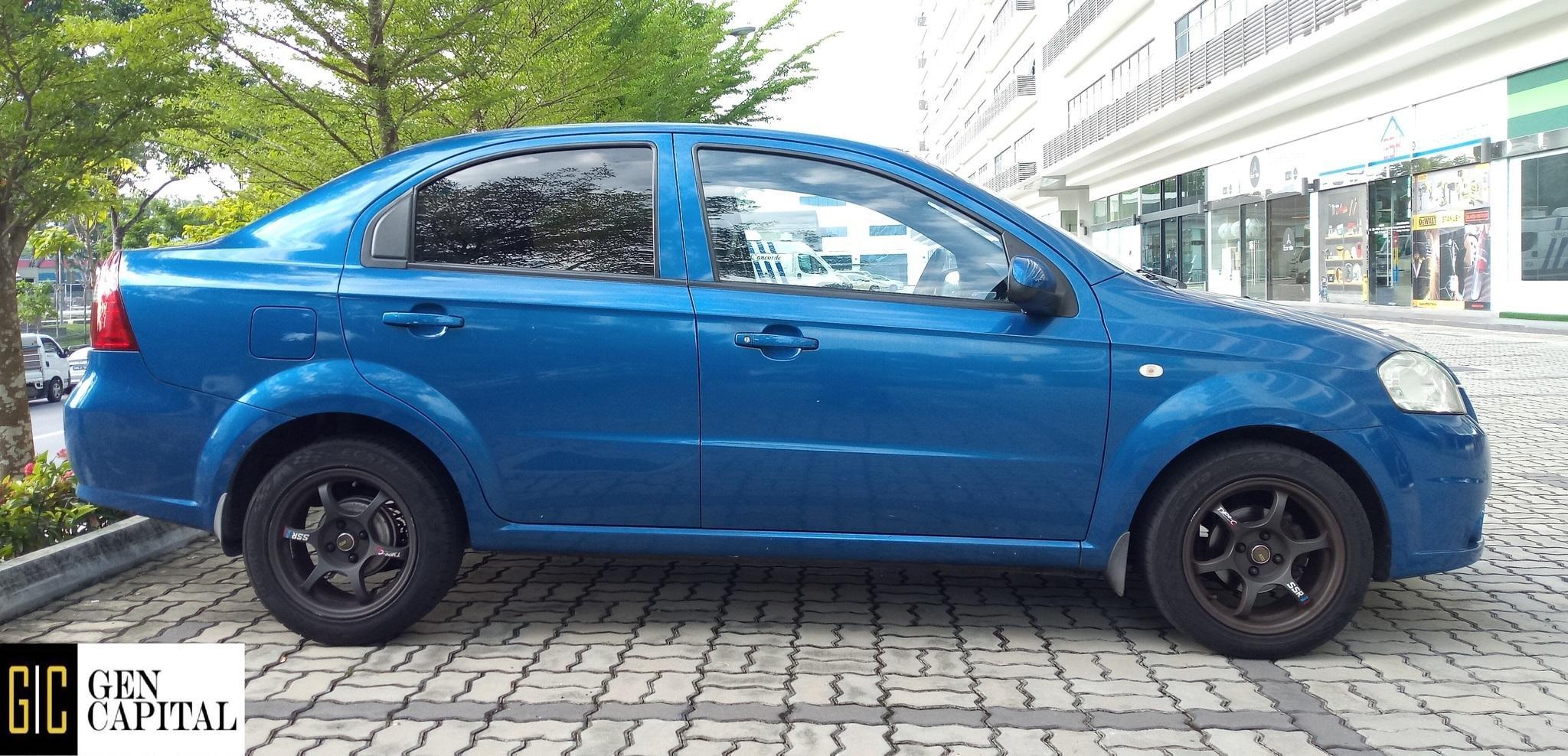 Chevrolet Aevo 1.4A Grab Gojek Ryde Tada Friendly & Non PHV Car Rental