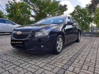 Chevrolet Cruze 1.6A Short Term or Long Term Rental Car Service