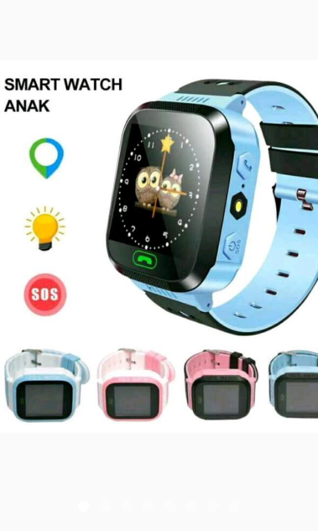 CUCI GUDANG 2̶5̶0̶0̶0̶0̶ Smart Watch anak gps, video call, camera, telp etc