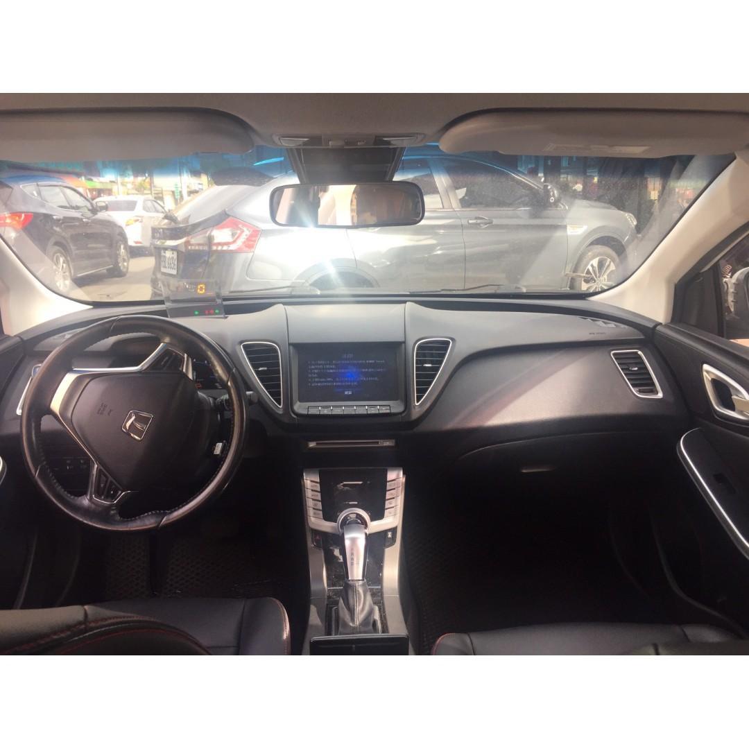 【FB搜尋桃園阿承】納智捷 超人氣S5頂級跑7.6萬 2014年 1.8 白色 二手車 中古車