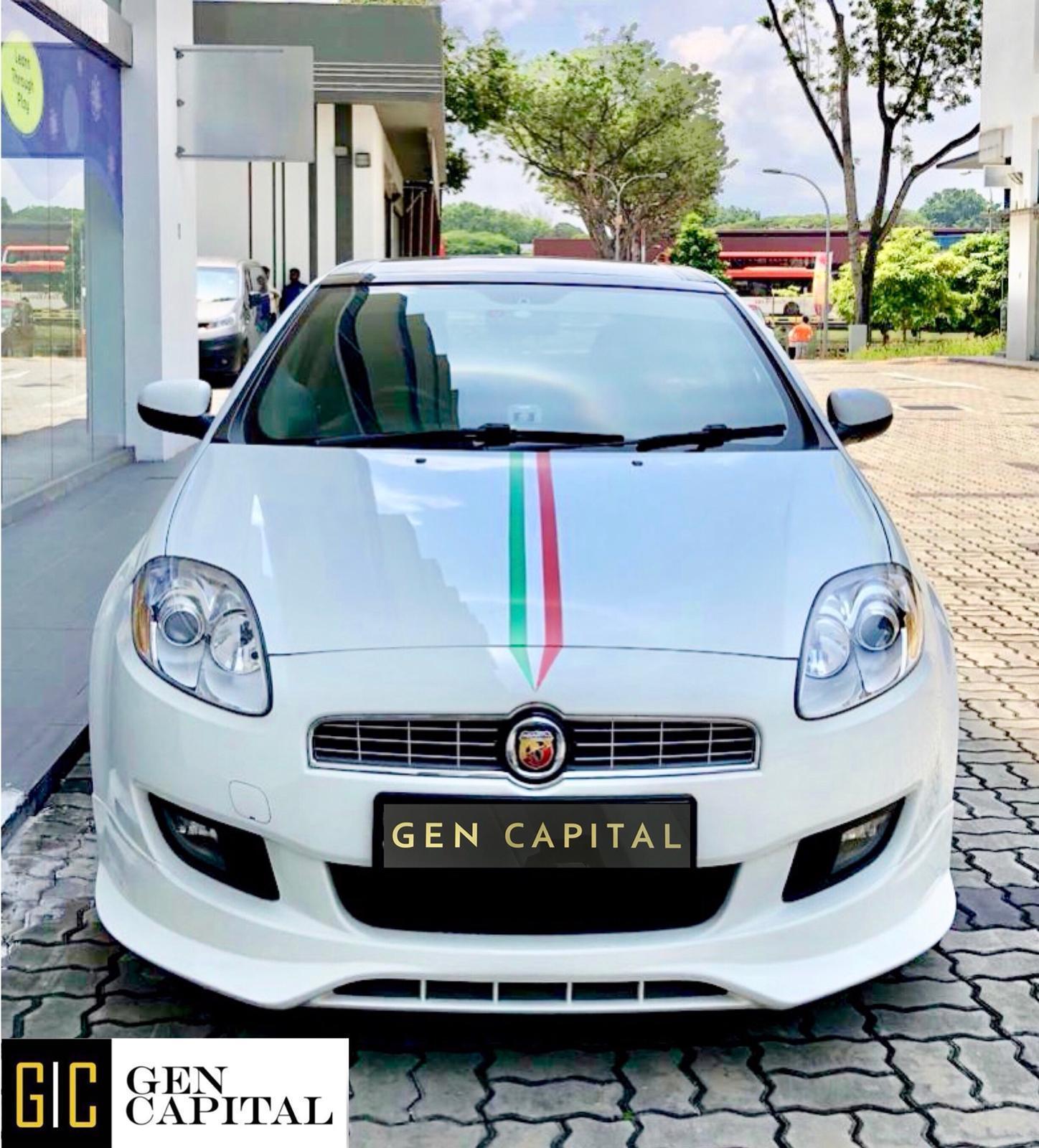 Fiat Bravo 1.4 Turbo Grab Gojek Ryde Tada Friendly & Non PHV Car Rental