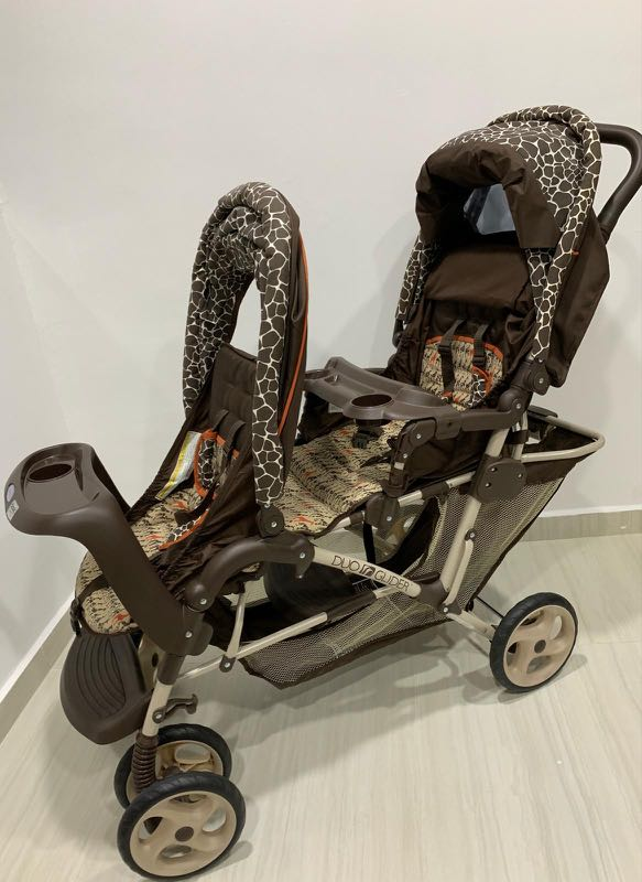 Graco Duoglider Stoller Safari Edition