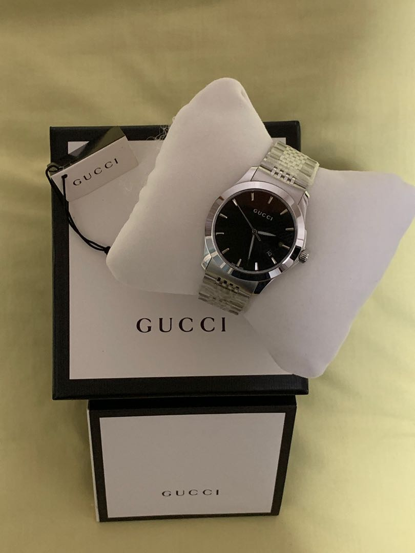e756724f8658a GUCCI G-Timeless Unisex Casual Watch, Case Size 38mm For Sale