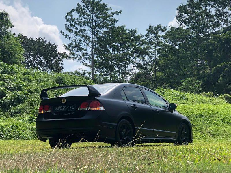 Honda Civic 2.0 SI (A)