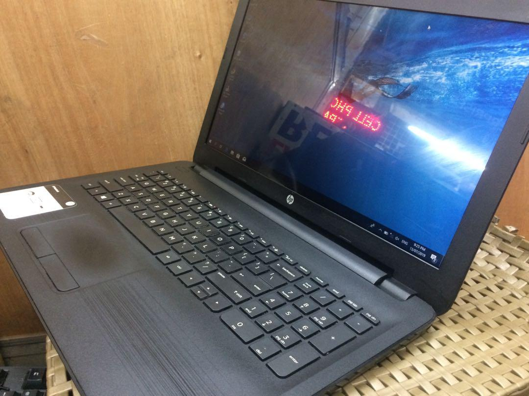 Hp Laptop Amd A6 7310 Apu With Amd Radeon R4 Graphics 4cpus 2 0ghz Electronics Computers Laptops On Carousell