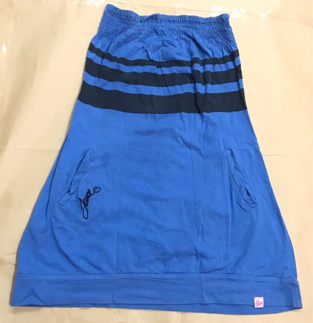 Juice girls blue dress