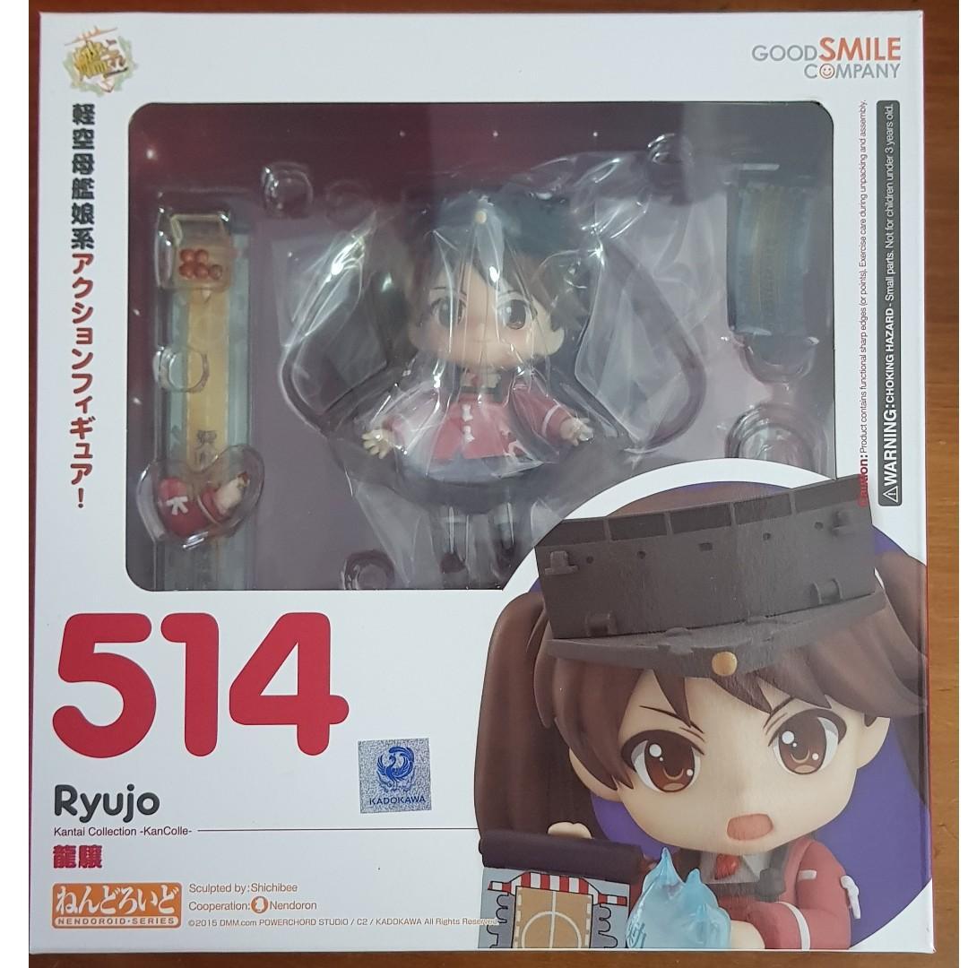 Kantai Collection Kan Colle Nendoroid Ryujo Good Smile Company In Stock