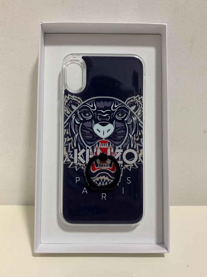 online store 7d255 37f88 Authentic Kenzo IPhone X/XS Phone Case
