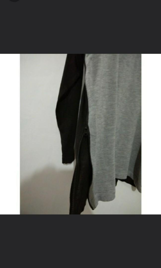 Knit Cosmic Girl Grey Black