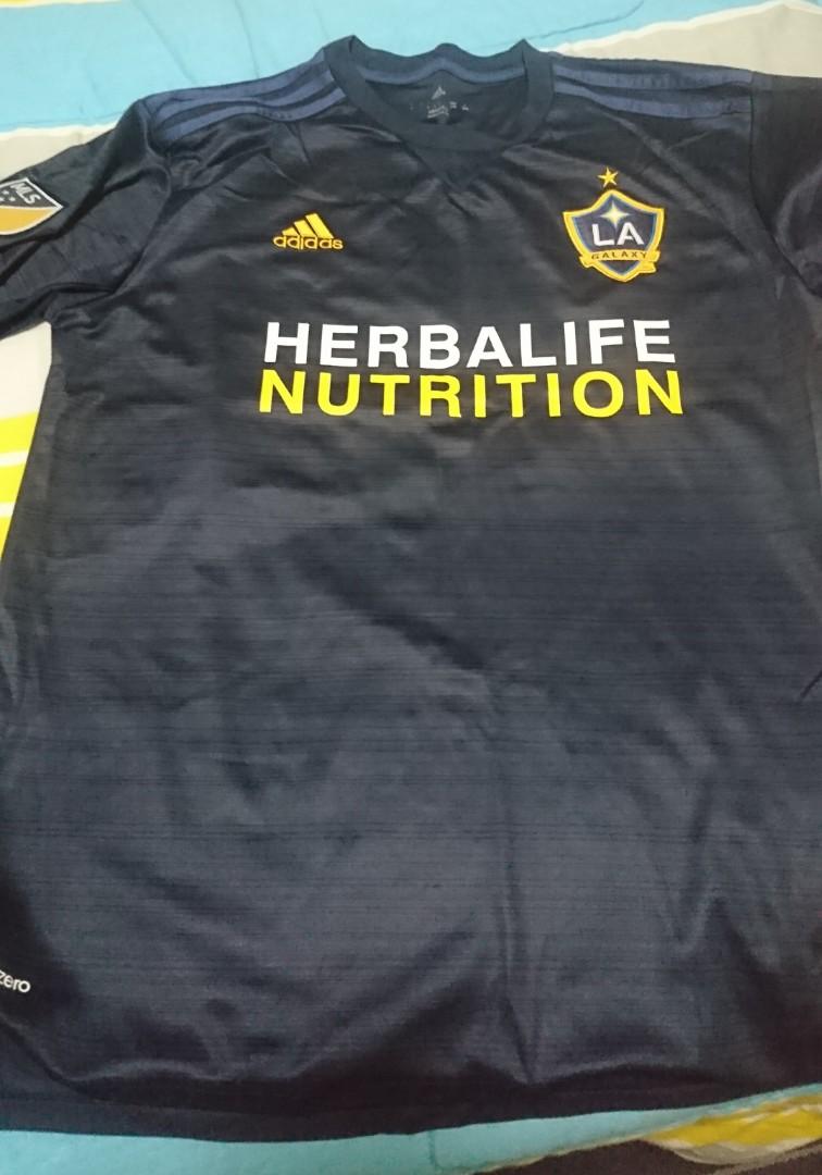 newest cf756 7f62c LA Galaxy Jersey
