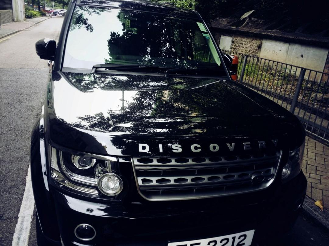 LAND ROVER DISCOVERY 4 3.0 DIESEL2015年出2016落地0首可交换