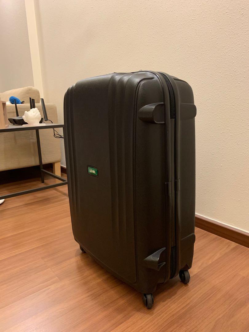 """Lojel Zipper M sized Luggage 26"""""""