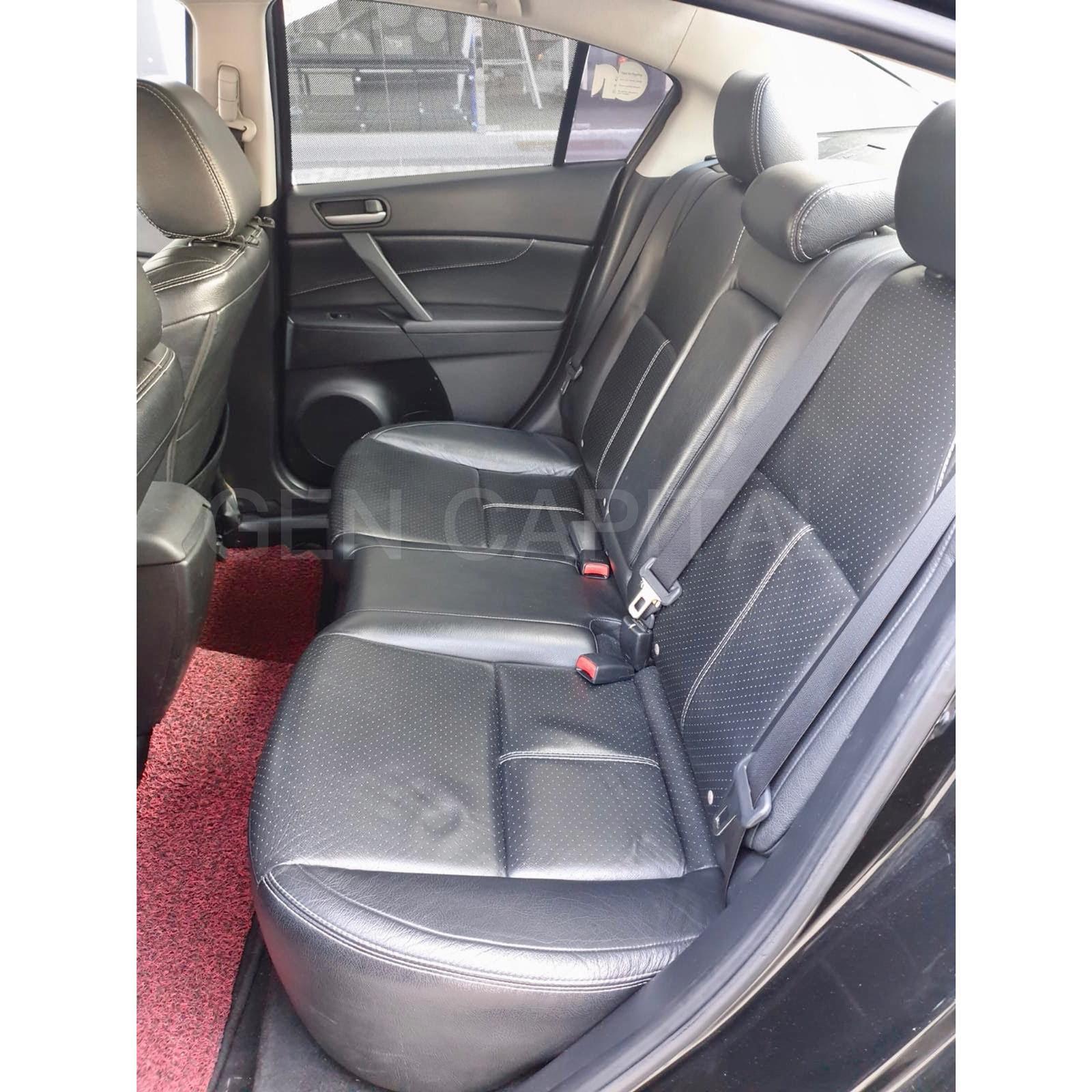 Mazda 3 1.6A Grab Gojek Ryde Tada Friendly & Non PHV Car Rental