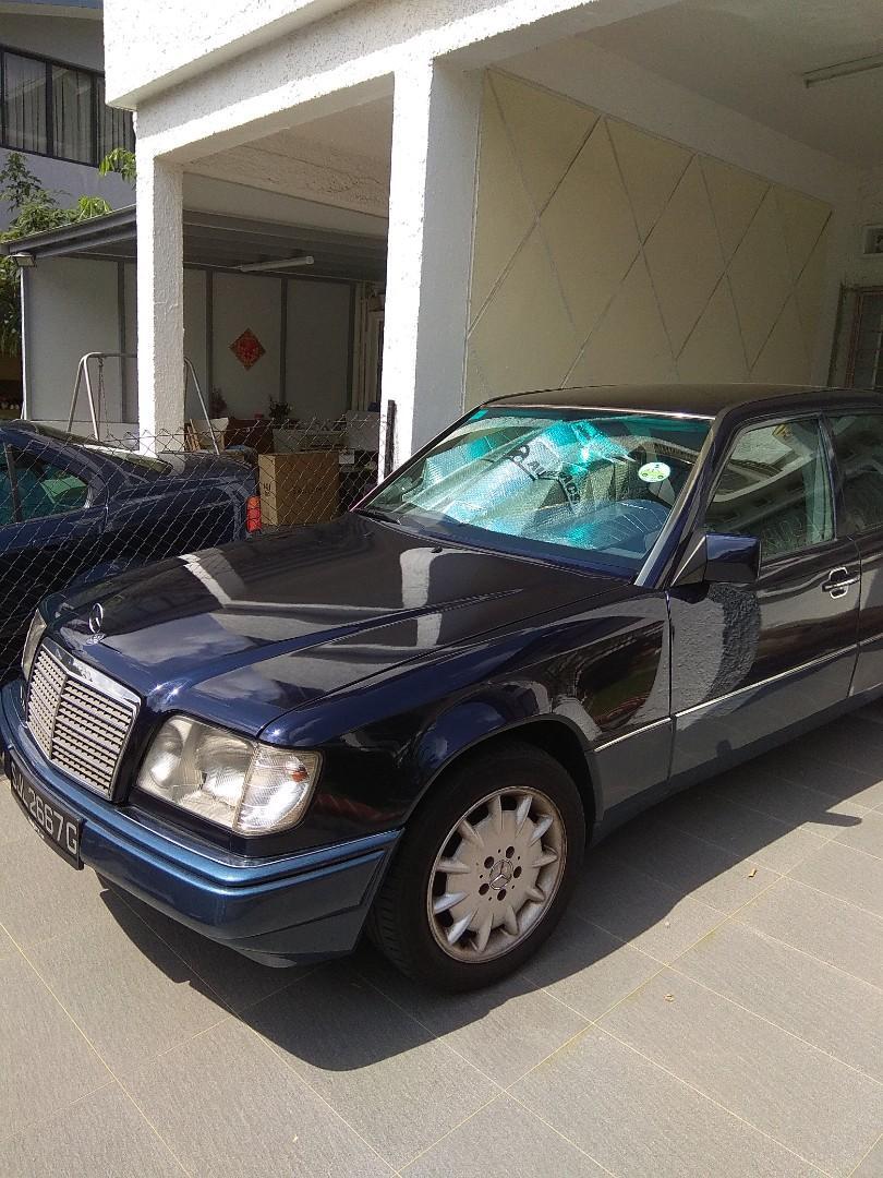 Mercedes-Benz E200 Kompressor Auto