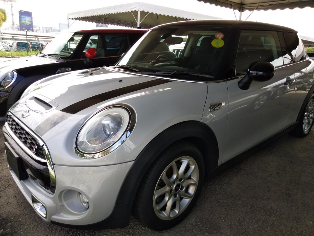 MINI Coope S  2.0Turbo F56 2Door 全包价格☺on the road Price RM118,888.88☺HP0122367272☺🙏