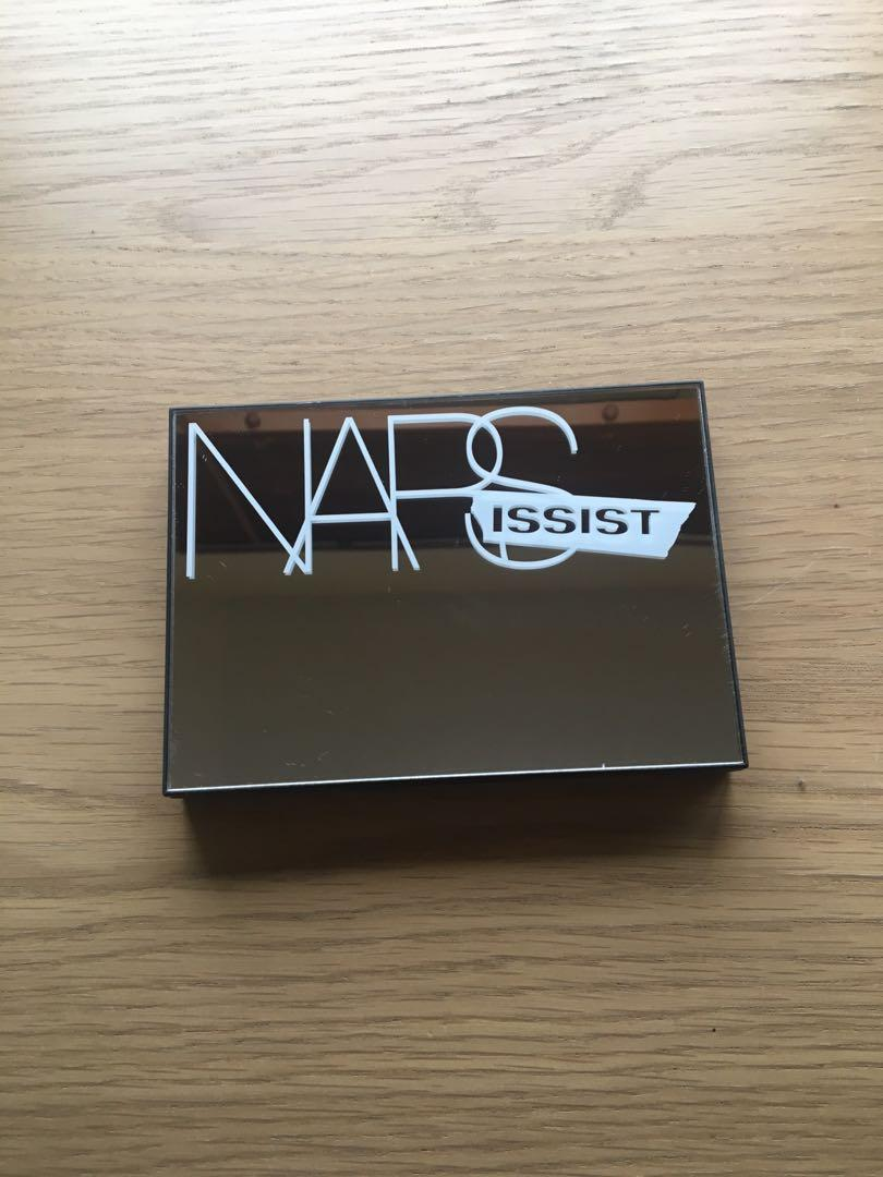 NARSISSIST L'AMOUR, TOUJOURS L'AMOUR EYESHADOW PALETTE