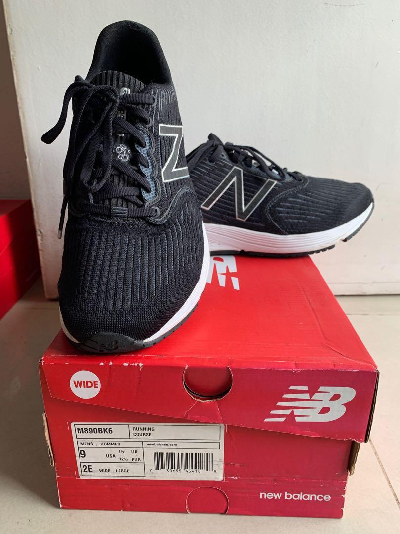 d556a3ecff New Balance Running 890 - Size US 9, 2E Wide