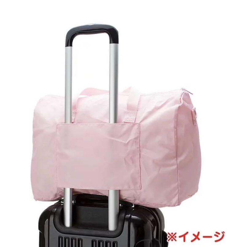 New Sanrio Hello Kitty My Melody Cinnamonroll PomPompurin foldable luggage compatible bag 22 24 26 inch