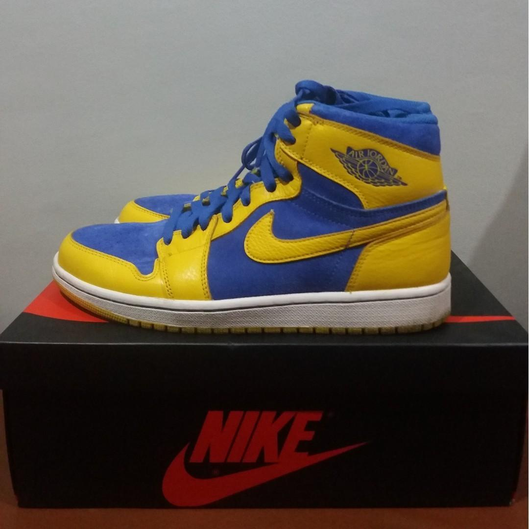 best sneakers 8a591 9b80d Nike Air Jordan Retro 1
