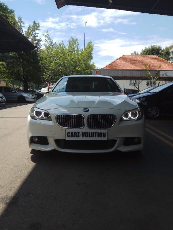 **PHV READY** LUXURY BMW 528i FOR LEASING