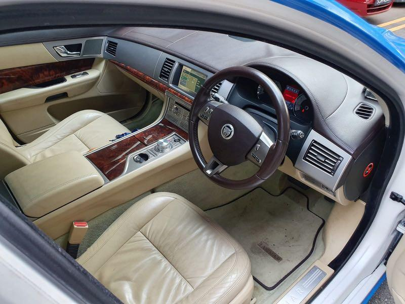 **PHV READY** LUXURY JAGUAR XF 3.0A FOR LEASING