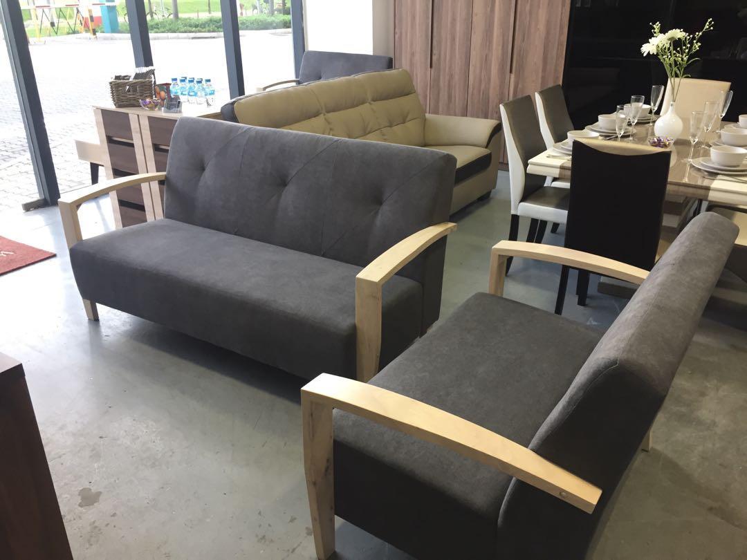 Promotion European Style Sofa Set Furniture Sofas On Carousell