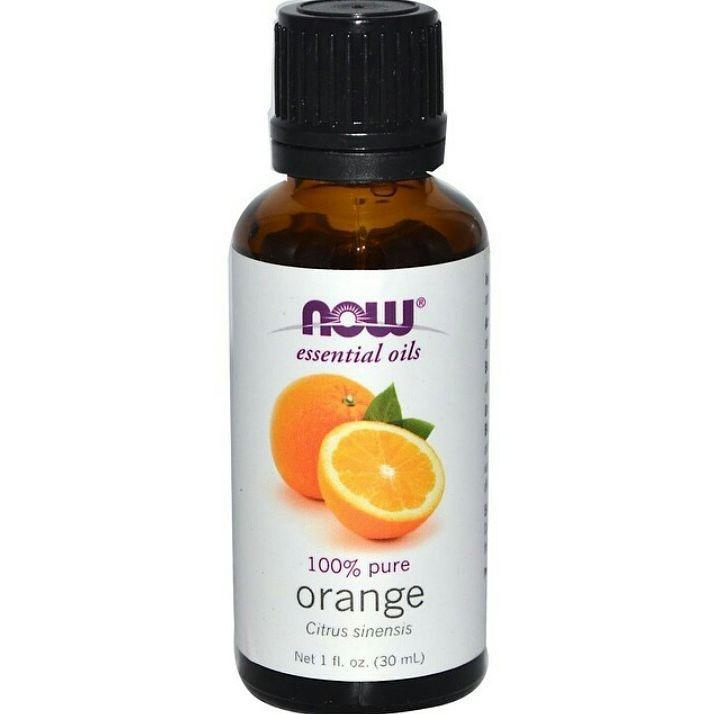 [Ready Stock] Now Foods 100% Pure Orange Essential Oil 30ml