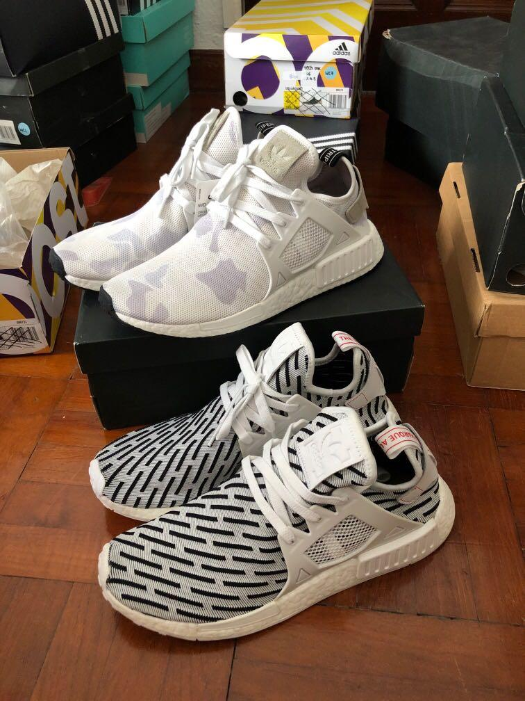 check out 685e3 2e0d1 🚨SALE🚨 ADIDAS NMD XR1 duck camo zebra, Men's Fashion ...