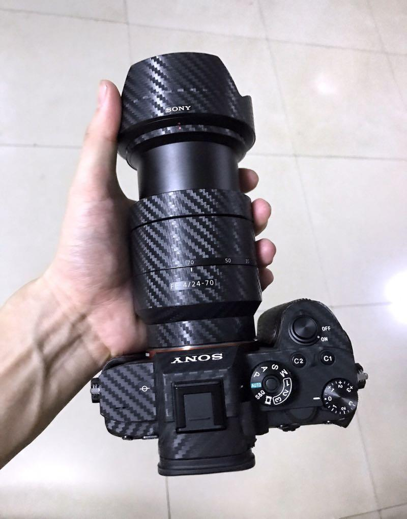 Sony A7R4 A7R3 A9 A73 A7R2 A7S2 Mirrorless Camera Body Lens