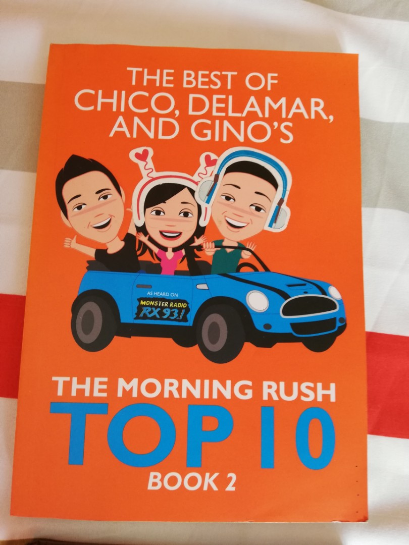 SOMETHING TO SMILE ABOUT   BUTI PA ANG ROMA MAY PAPA HOW TO TURN THOUGHTS INTO THINGS HOW TO LIVE A LIFE OF MIRACLES PARA SA HOPELESS ROMANTIC THE BEST OF CHICO, DELAMAR AND GINO'S THE MORNING RUSH BOOK 2