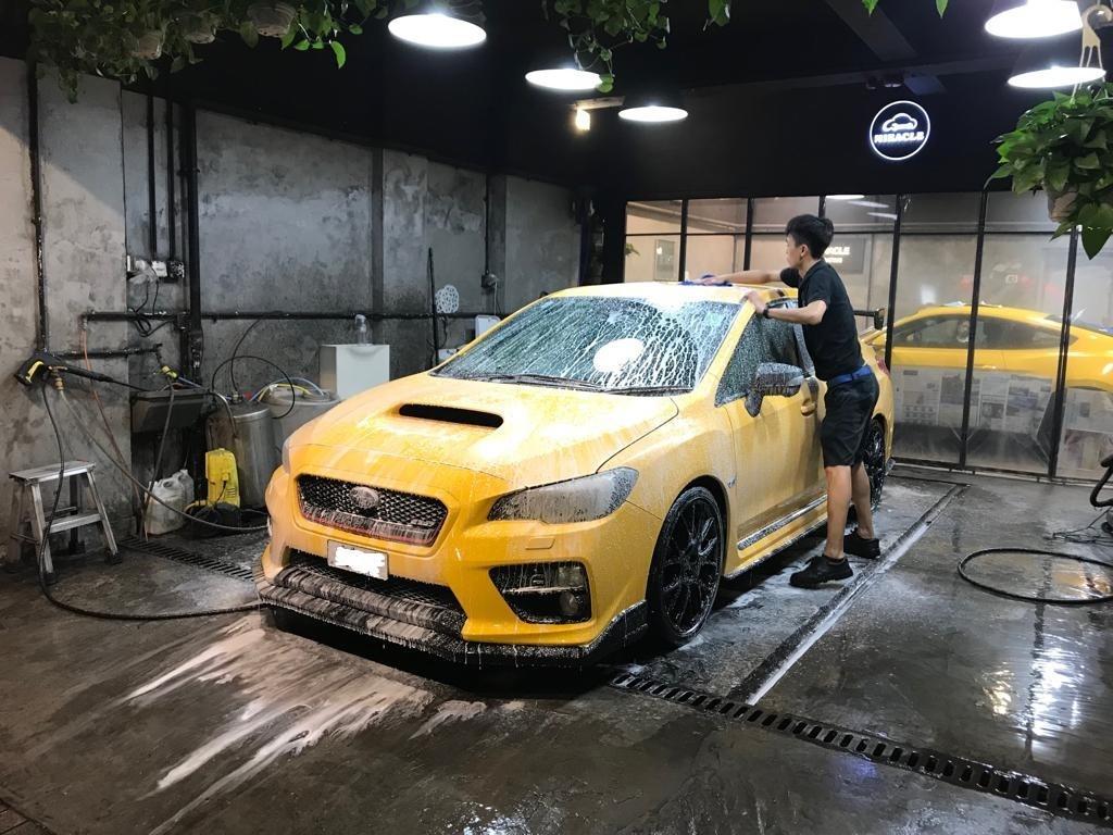 Subaru WRX STI S207 MBR 2016