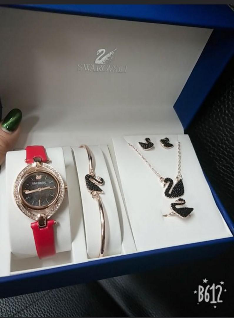 Swarovski Accessories set exclusive collection LIMITED