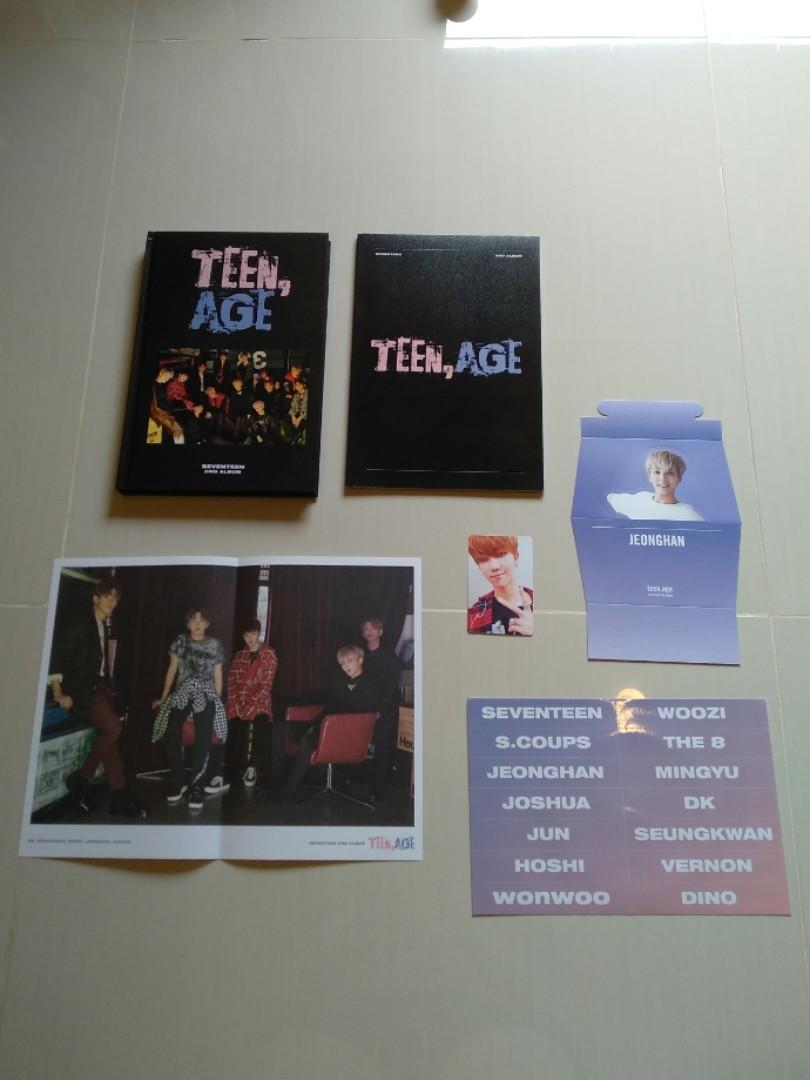 TeenAge Seventeen Album