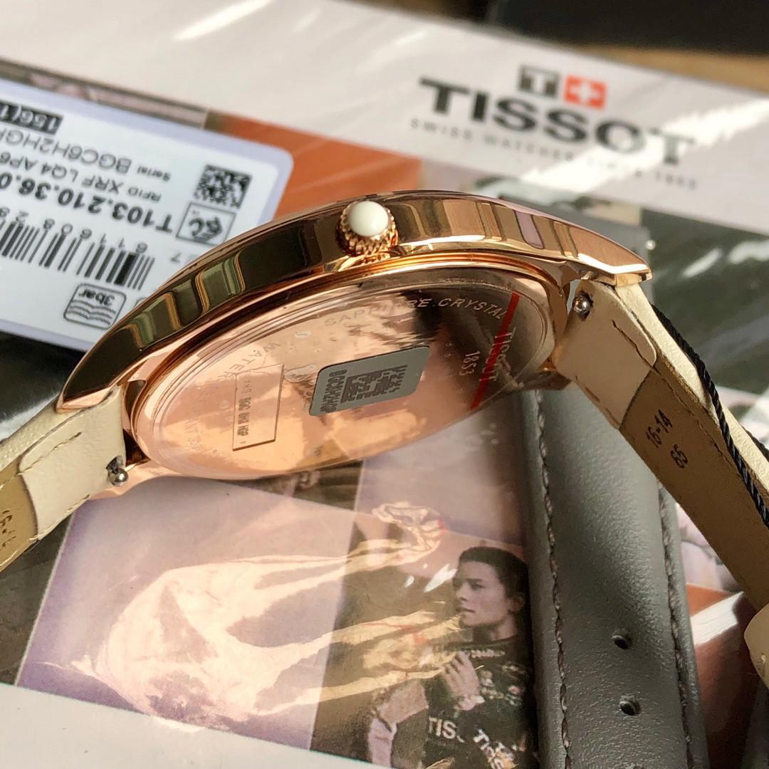 Tissot women watch T103