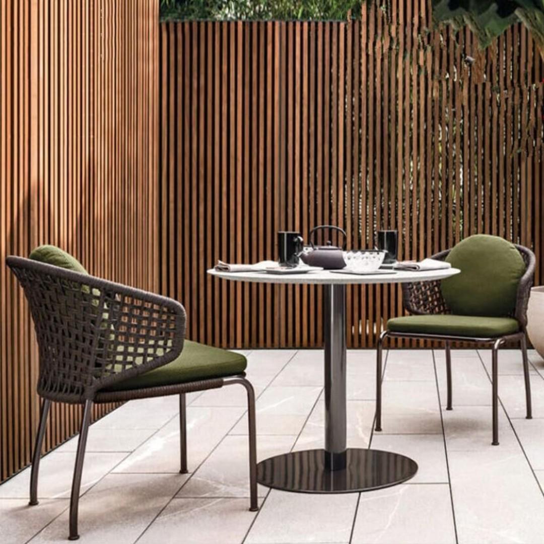 Csc034 Indoor Outdoor Table Patio Chair