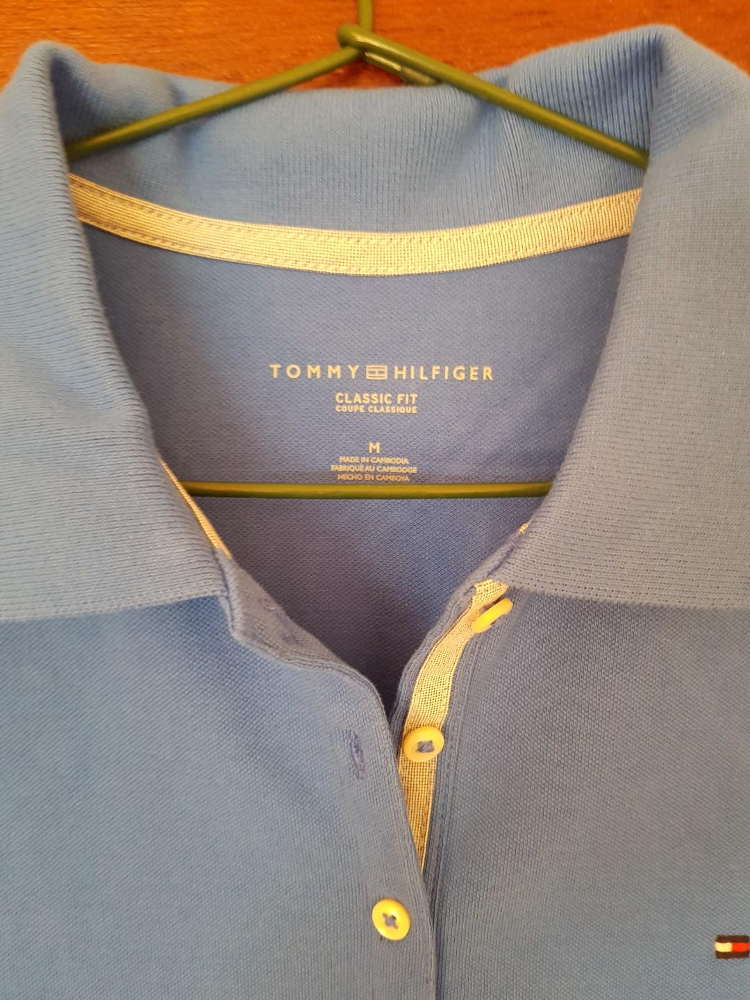 Tommy Hilfiger ladies Polo