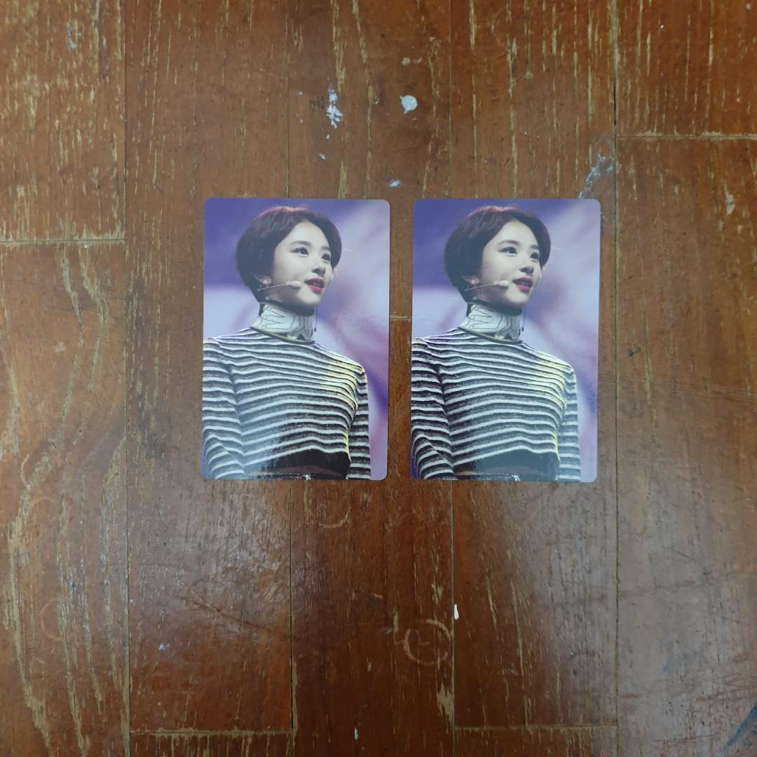 TWICE Chaeyoung Super Event DVD Photocard