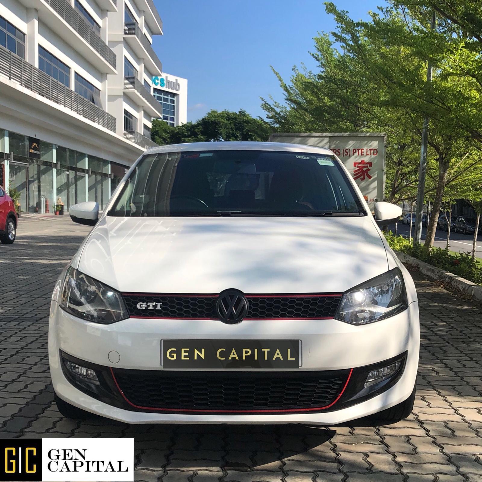 Volkswagen Polo 1.4 Affordable Rental Car Svs, Grab Gojek Ryde Tada & Non PHV